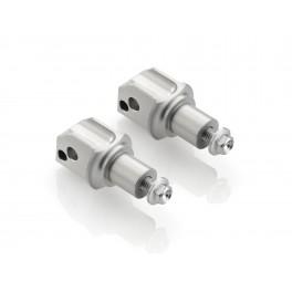 "Adapters till fotpinnar Ducati Hypermotard & Multistrada ""Touring"" PE713A"