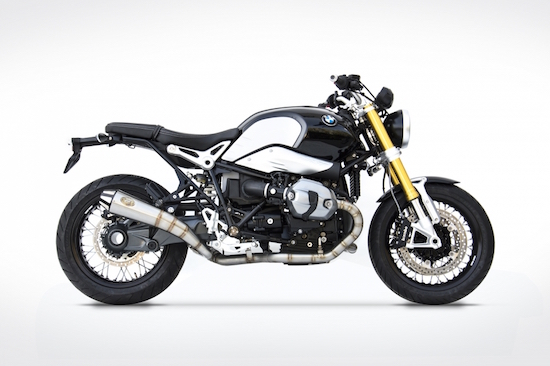 "BMW R nineT slip-on ""Limited Edition"""