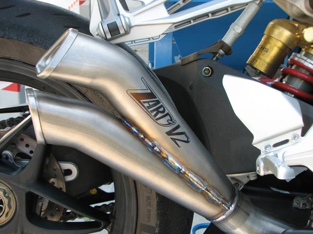 S 1000 RR Slip-on