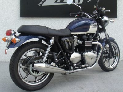 TRIUMPH BONNEVILLE SE Slip-on
