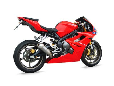 "DAYTONA 675 M.Y. 2009 Helsystem ""SIDE VERSION"""