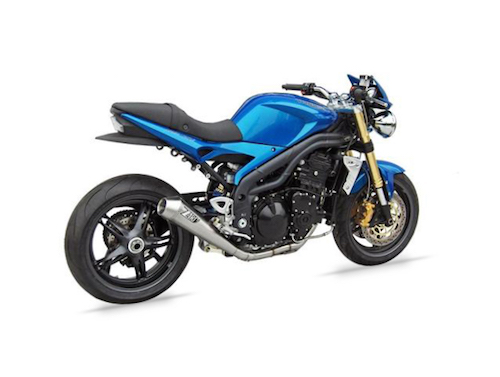 "SPEED TRIPLE 1050 M.Y. 05-06 Helsystem ""CONICIAL"""