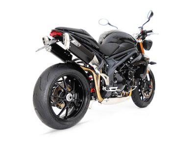 "TRIUMPH SPEED TRIPLE 1050 M.Y. 2011 Slip-on ""PENTA"""