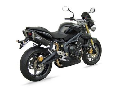 "SPEED TRIPLE 675 Slip-on ""PENTA"""