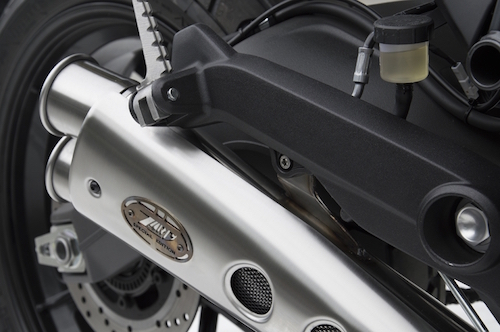 "Ducati Scrambler Low Slip-On ""Special Edition"""