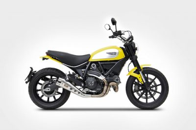 "Ducati Scrambler Low Slip-On ""Special Edition"""